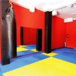 Sala artes marciales