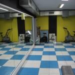 Sala de mantenimiento aeróbico
