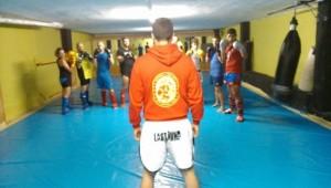 Equipo harmony gym de zona sur zaidin de kinck boxing